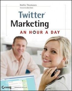 Twitter Marketing - An Hour a Day