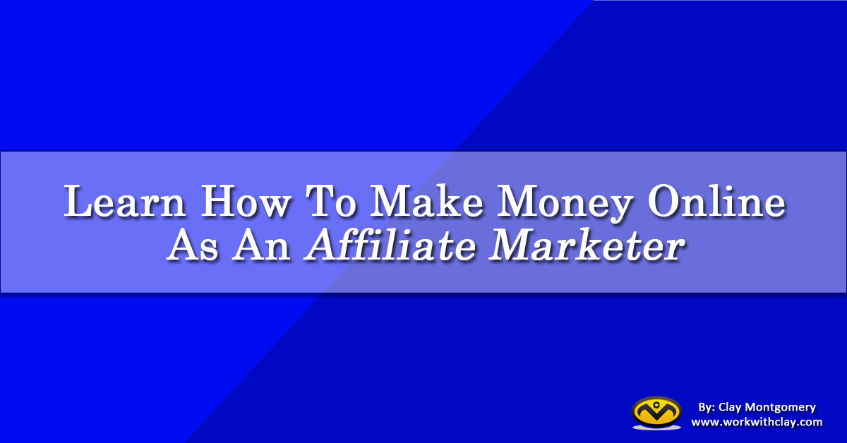 learn how to make money online